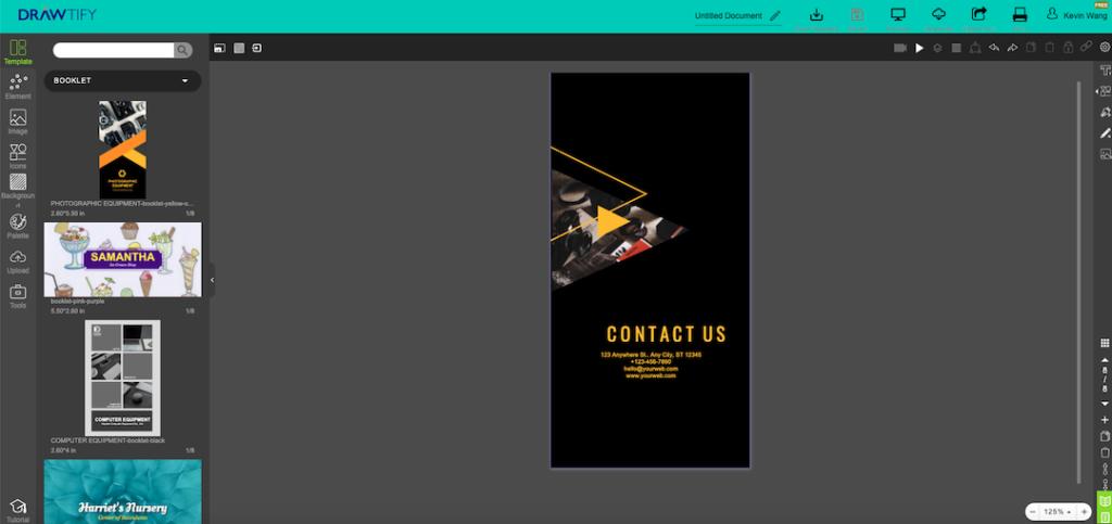 make a booklet