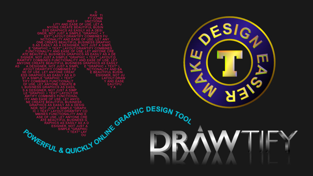 free graphic design software -typography. Graphic design trends have arrived in 2020!