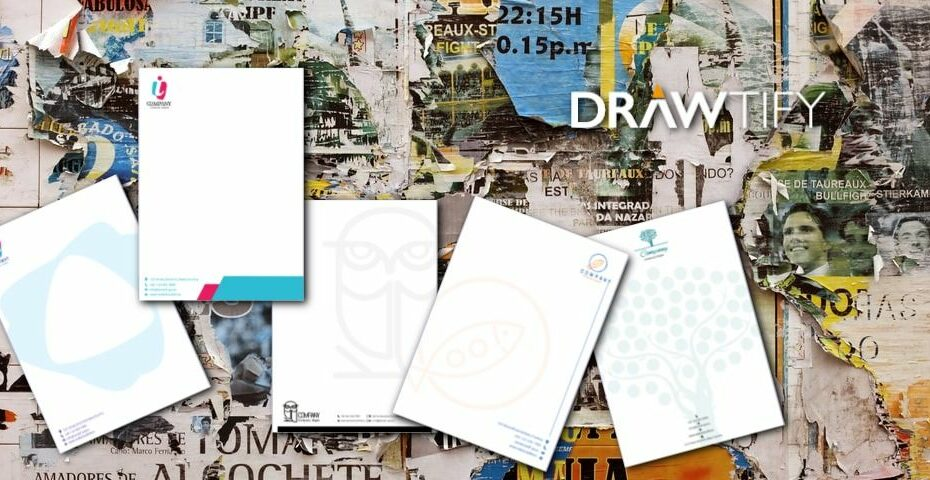 How to make letter papers with Drawtify to best brand image? - DRAWTIFY