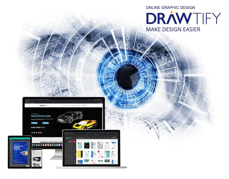 Online graphic design software!Make Design Easier!