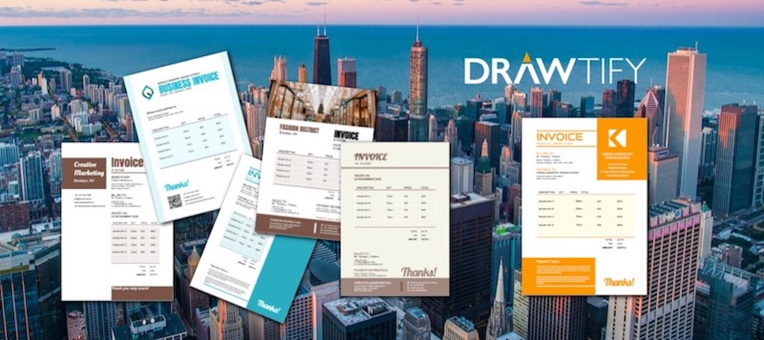 How to make invoices with Drawtify to best business image?