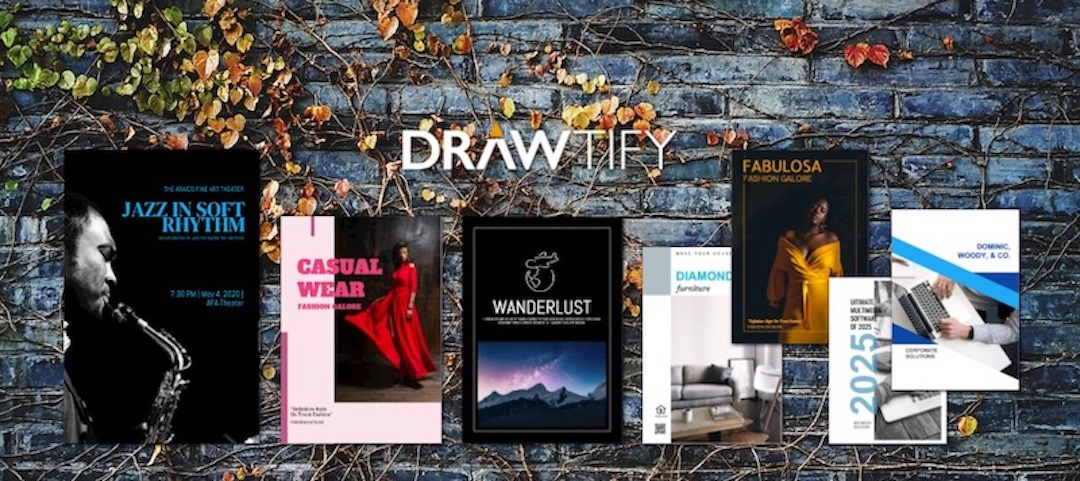 How to make covers with Drawtify?