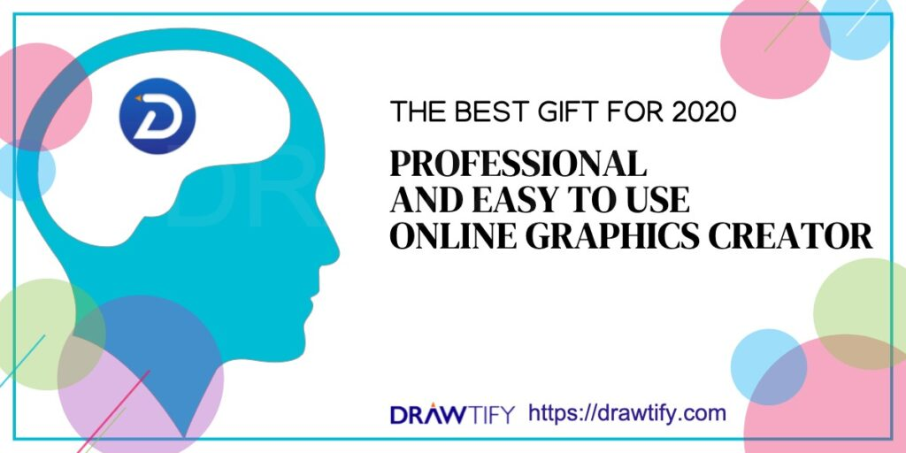 Now enjoy online graphics creators as powerful as CorelDRAW and InDesign! And began to use Drawtify to create their own dazzling graphic content. And it's free.