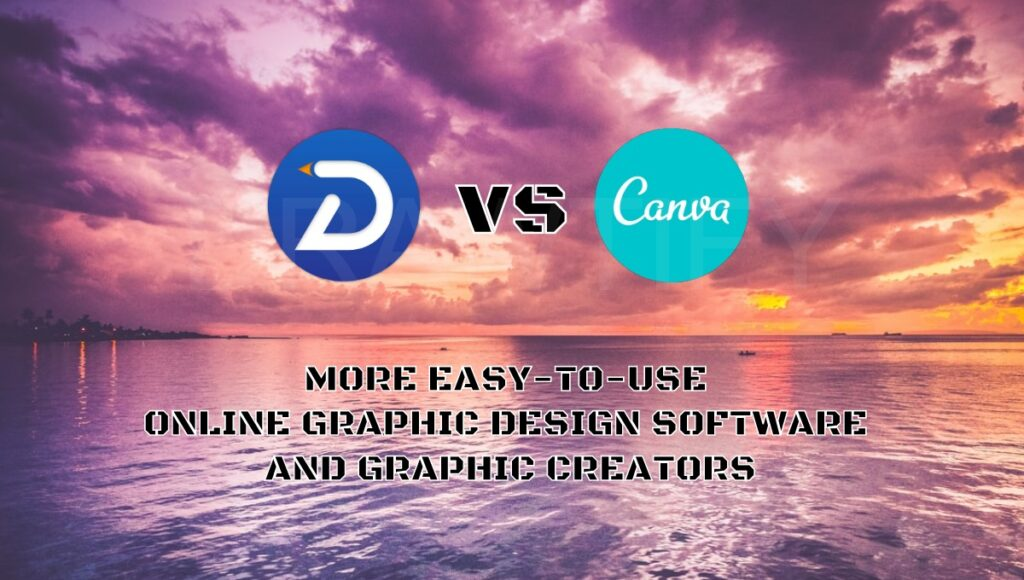 Canva VS Drawtify. Graphic design trends in 2020!