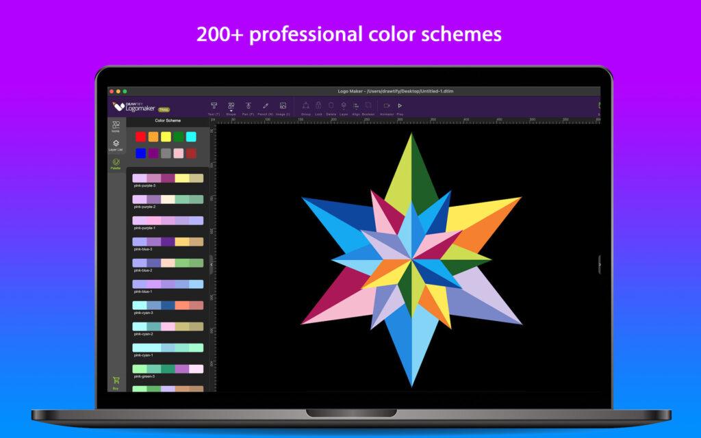 The best choice for logo design in 2021 - Drawtify Logo Maker & Animator