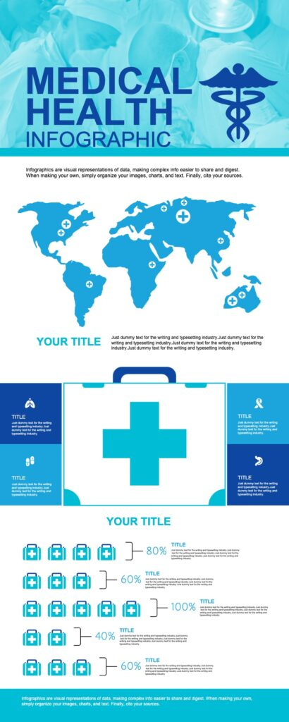Drawtify Infographic Creator: Free infographic template and 100% freely editable infographic design tool.