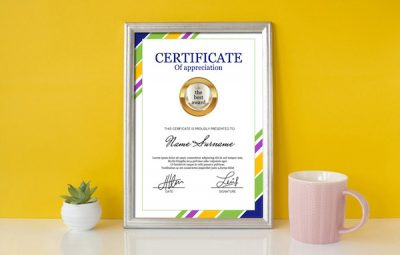 free graphic design tool - certificate maker